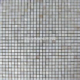 Cubrir azulejos online-Azulejo de bañera con incrustaciones de azulejos cuadrados de azulejos de baño con revestimiento de mosaico; revestimiento de suelo de pared baño azulejo