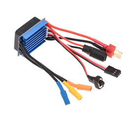 Wholesale Electric Rc Car 16 - New 25A Brushless ESC Electric Speed Controller with 5V 1A BEC for 1 12 1 16 1 18 RC Car order<$18no track