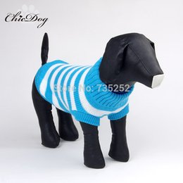 Wholesale Clothes For Chihuahuas Cheap - Wholesale-2015Hot Sale Big Small Pet Dog Sweater dog clothes for Autumn Winter Coats Apparel teddy chihuahua clothes Cheap Wholesale tops