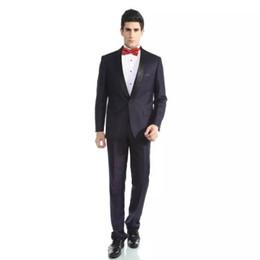 La última versión del traje de negocios de cuello blanco, traje de hombre Chao de alto grado, durante el banquete de la noche, vestido de boda desde fabricantes