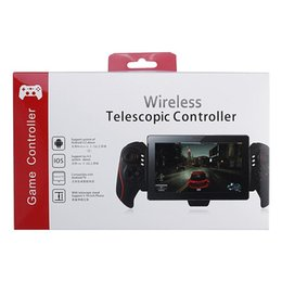 Wholesale Tablet Inch Tv - BTC-938 Wireless Telescopic Game Controller Support 5-10 Inch Devices Gamepad Joystick for Tablet TV Box Smartphones