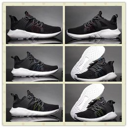 Wholesale Red Baits - Mesh BAIT EQT Boost Men Women EQT Support 3M Shoes Trainers Sneakers With Boxes Size US5--10 Hot Sale