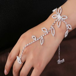 Wholesale Wholesale Accessories Batches - 2015 Bracelet with ring tog silver platinum mixed batch of 3 pcs lot free shippi Fashion Trendy Jewelry Accessory High Quality Factory Price