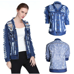 Long Fitted Denim Jackets Women Online Wholesale Distributors ...
