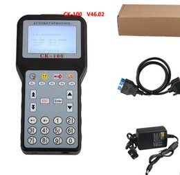 Wholesale Rate Code - 2015 Top Rated CK-100 CK100 V46.02 CK 100 Auto Key Programmer with 1024 Tokens OBD Car Key Pro CK100 Powerful Than Silca SBB