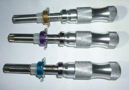 Nuovi attrezzi per fabbro HUK per 3 pezzi / set set di 7 pin di bloccaggio tubolare avanzato, attrezzo per lucchetto da tagli tubolari fornitori