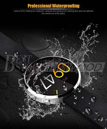 Wholesale Phone Digital Answer - Digital Bluetooth Smart Watch DM360 Smartwatch Wristwatch Wearable Devices For iphone Samsung Android Phone Heartrate Monitor Pedometer New