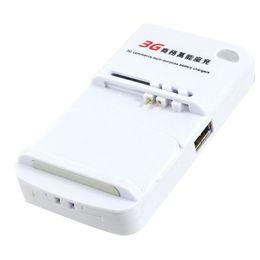 Ordenes de viaje online-Teléfono móvil universal ajustable PDA Cargador de viaje de la pared de la batería Enchufe de los EEUU Orden de envío rápido $ 18no pista