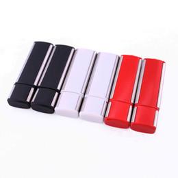 Wholesale Disk Key 16gb - 100PCS 16GB USB Drives Key Stick Memory Flash Pendrive U Disk No Data Lose Red   White  Black