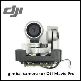 Wholesale replace lens - Original brand new DJ-Mavic Pro universal camera lens DJI accessories replace vice mica camera stabilized platform repair parts