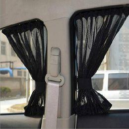 2019 sombra para janelas do carro Cortina Do Carro Veículo Sombrinha Janela Paredes de Sombreamento Tampa Auto Lateral Brisa Protetor Solar Sun Visor Protetor UV sombra para janelas do carro barato