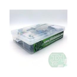 Wholesale Ultrasonic Detectors - Uno Starter Kit ULTRA (100% Arduino IDE compatible) includes RFID Sound Detector Ultrasonic Sensor modules & sensors without AC adaptor