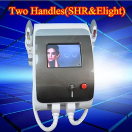 Wholesale change hair - opt shr hair removal machine elight face lifting Removing the pigment skin pathological changes spider vein removal clinic beauty equipment
