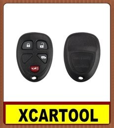 Wholesale Buick Parking - car Auto key for New Remote Shell 4 Button for Buick 5pcs lot
