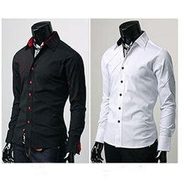 Cheap Mens Button Down Dress Shirts | Free Shipping Mens Button ...