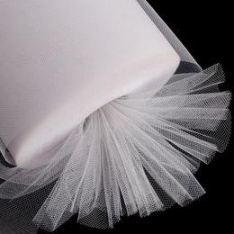 "Wholesale Tutu Party Supplies - Pure White Tulle Roll Spool 6""x100 Yard Girl Tutu Fabric Bridal Wedding Skirt Craf Party DIY New -DTU"