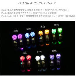 paare ohrstecker Rabatt Luminous LED-Licht hypoallergen Ohrringe Männer und Frauen paar Zirkon glänzenden Stern Ohrringe Großhandel sammeln Gezeiten