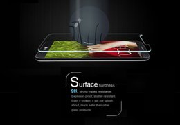autocollant de peau galaxie Promotion 0.3mm 2.5D 9H Protecteur d'écran en verre trempé Protection Film anti-briser pour LG G3 D855