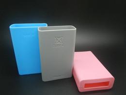 Argentina Funda de Silicona Funda de Silicona Funda de Funda de Goma Colorida Funda de Protección para Smoktech x cubo II 160Watt Smok Xcube 2 TC Box Mod Suministro