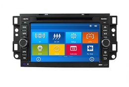 """Wholesale Hd Chevrolet - HD 2 din 8"""" Car Radio Car DVD Player for Chevrolet Captiva Epica Aveo Lova Spark Optra With GPS Navigation Bluetooth IPOD TV SWC USB AUX IN"""