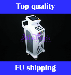 Wholesale Ipl Laser Yag - Quality Guarantee UPDATED 3-1 ELight IPL + RF + YAG LASER beauty machine for Hair Removal Tattoo Removal Skin Rejuvenation Acne Treatment