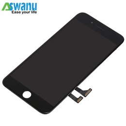 Wholesale Cheap Iphone Lcd Replacement - For iPhone 7 7G LCD Display Touch Screen Digitizer Replacement 100% Guarantee Cheap Pantalla Ecran Fast Delivery