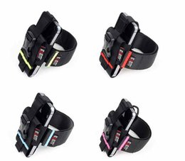 Wholesale Leather Leg Belt - Universal Phone sport Arm Band Almighty Armlet mobile Holder Arm Wrist Leg Belt Outdoor Sport For Iphone 6 S6 Pouch Protection elastic