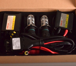 Wholesale Hid Xenon Bulb Ballast - H4-3 H13-3 9004 9007-3 Xenon HID Kit 35W 12V Car Headlight Bulb + Ballast DC230 4300K 5000K 8000K 10000K Kit Xenon lamps Bulb light new
