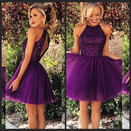 Purple Graduation Dresses for Juniors