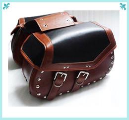 Wholesale Prince Bags - New Motorcycle Saddlebag Moto Bags Saddle Bag Motorbike Bag For Harley-Prince 400, faux leather