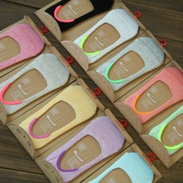 Wholesale Lan Yu - Wholesale-Yu Lan Xi product natural colored cuffs invisible color change one lady socks 1408