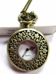 антикварные мужские часы Скидка Mix Steampunk Styles Men Antique Skeleton Механические карманные часы Chain Роскошные черные бронзовые титановые часы Рождественский подарок