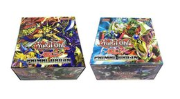 Wholesale Yu Gi Oh Toys - Hot Sell ~! 288 pcs   lot Yugioh Flash Cards Baby Cards Game Toys English Version Boys Girls Yu Gi Oh Games Collection Cards Christmas Gift