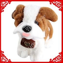 Wholesale Big Dog Plush Toys - Plush ELF Dolls Elf Dog ELF Pet Reindeer Figure Christmas elves Soft Book of Christmas Novelty Toys Xmas Gift For Kids Holiday Gift