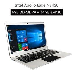 Wholesale 13 Laptop 4gb - 13 .3 Inch Win10 Notebook Ezbook 3 Pro Ac Wifi Intel Apollo Lake N3450 6g Ddr3 64gb Emmc Ultrabook Ips 1920x1080 Laptop Stock