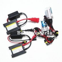 Wholesale Slim 35w Hid - 35W HID kit H1 H3 H7 H8 H9 H10 H11 9005 9006 High Quality Slim Ballast Single Bulb