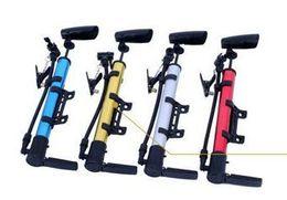 Wholesale Presta Valve Pump - new ultralight super mini cycling pocket air pump portable bicycle tire inflator schrader presta valve bike accessories
