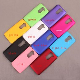 Wholesale Nexus Frosted - 2016 New Plastic PC Frosted Matte Hard Back Cover Case For LG K10 M2 G2 G3 G3 Mini G4 L70 Nexus 5X