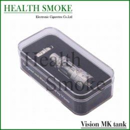 Wholesale Original Vision Clearomizer - Original Vision MK Tank 2015 Newest 30-100W ECigarette SUB-OHM Clearomizer 0.2ohm Coil 4.5ml Atomizer VS Kanger Subtank Mini