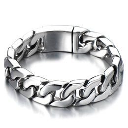 Cuban Chain Bracelet Men Stainless Steel Curb Chain Bracelet Cool Mens Bracelet Anniversary Gifts for Boyfriend Husband  sc 1 st  DHgate.com & Steel Anniversary Gifts Men Canada | Best Selling Steel Anniversary ...