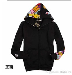 Wholesale Embroidery Services - Men hoodies Men WGM Embroidery Shark MA1 Flight Male Baseball Service US Air Force Pilot Jacket Autumn Winter Hoodies Free SHIPPING