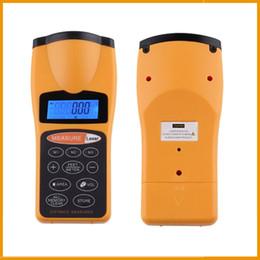 Wholesale Meter Measurer - wholesale CP-3007 laser distance meter measurer laser rangefinder medidor trena digital rangefinders hunting laser measuring tape