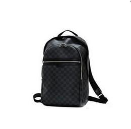Wholesale Hot Shoulder Bags - 2016 Hot Sell Classic Fashion bags women men Backpack Style Bags Duffel Bags Unisex Shoulder Handbags lqh2018