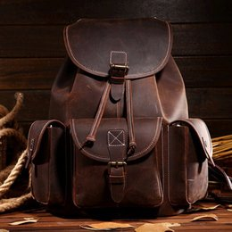 Canada Leather Luggage Bags for Men Supply, Leather Luggage Bags ...