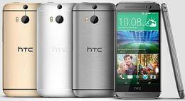 Wholesale 3g Phone Unlocked Wcdma Gsm - Refurbished Original HTC One M8 Unlocked Phone ROM 32GB RAM 2GB 5'' Quad Core 4G FDD-LTE 3G WCDMA 2G GSM