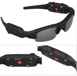 Wholesale Quality Spy Camera - Fast shipping 2015 new mini DV DVR SPY Sunglasses Camera Recorder 8GB TF card High quality