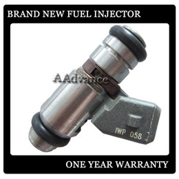 Wholesale Vw Fuel Injector - Good quality gasoline fuel injector assembly Marelli IWP058 For VW Polo