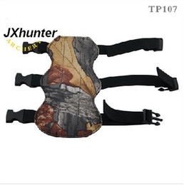 "Wholesale Archery Guard - 1PK Archery hunting arm guards wrist guards 7.5"" nylon armguard with 3 buckles for compound bow crossbow hunting outdoor sports"