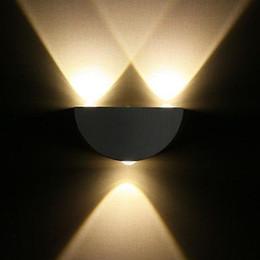Wholesale Green Design Wall - Modern Design LED Wall lamp Aluminum LED wall lighting bedroom decor lights washroom mirror lamp KTV Club bar spotlight AC85v-265v