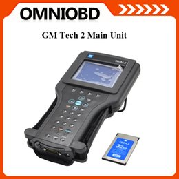 Wholesale Gm Tech Wholesale - 2015 Hot selling GM TECH 2 diagnostic tool (GM,OPEL,SAAB ISUZU,SUZUKI HOLDEN)Vetronix gm tech2 scanner Without black plastic box